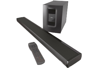 bose cinemate 1sr soundbars kaufen bei media markt. Black Bedroom Furniture Sets. Home Design Ideas