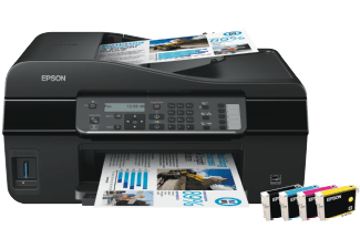 EPSON Stylus Office BX305FW Plus schwarz
