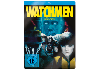Watchmen Blu-ray Steelbook
