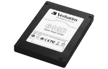 "VERBATIM 47477 SSD 2,5"" 64GB BLACK EDITION"