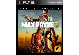 Max Payne 3 - Special Edition Action PlayStation 3