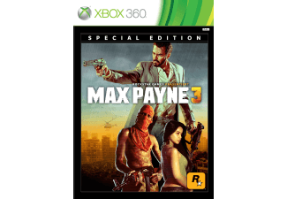 Max Payne 3 - Special Edition Action Xbox 360