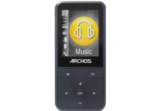 ARCHOS Media-Player 18B Vision 8 GB
