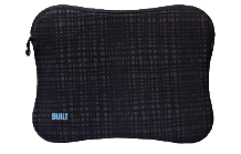 "BUILT BUILT Neoprene Sleeve für MacBook Pro 13,3"", Graphite Grid"