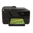 HP Officejet Pro 8600 e-All-in-One schwarz Multifunktionsgeräte