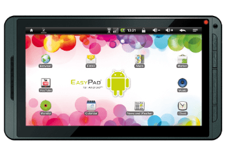 "EASYPIX EasyPad Junior 7"" 1,2GHz/512MB/4GB"