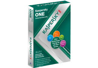 Kaspersky ONE Universal Security - 5 Lizenzen