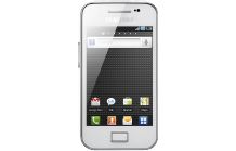 SAMSUNG Galaxy Ace pure-white