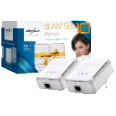 DEVOLO 9073 dLAN 500 AVmini Starter Kit 10 Jahre Edition PowerLAN