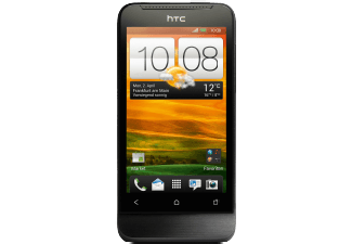 HTC One V Black Obsidian