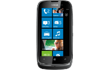 NOKIA Lumia 610 black