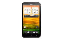 HTC ONE X Glamour Gray