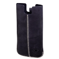 "TOM TAILOR Handy-Sleeve ""Soft´n Easy"", Gr. L, Navy Taschen"