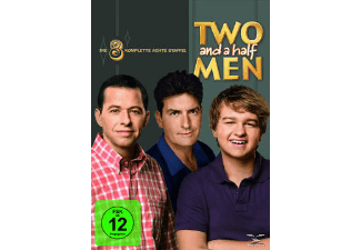Two And A Half Men - Mein Cooler Onkel Charlie - 8. Staffel Komödie DVD