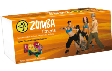 Zumba Fitness DVD-Programm Basis-Set