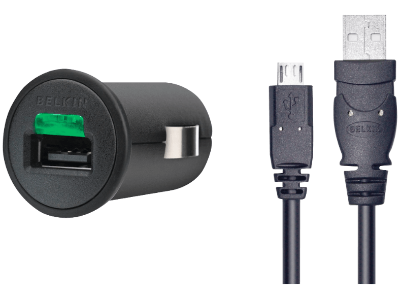 1.0 A Galaxy Smartphone Car Charger