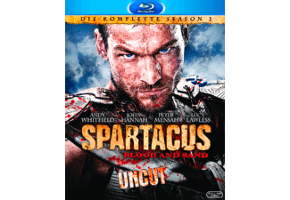Spartacus: Blood and Sand - Season 1 (Uncut) TV-Serie/Serien Blu-ray