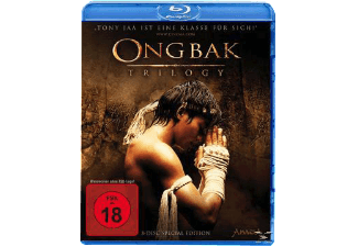Ong Bak Trilogy - Special Edition Action Blu-ray