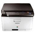 SAMSUNG CLX-3305W Drucker/Kopierer/Scanner All in One Farblaser