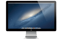 "APPLE Thunderbolt Display (27"" Flachbildschirm) MC914ZM/A"