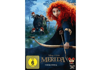 Merida - Legende der Highlands Animation/Zeichentrick DVD