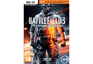 Battlefield 3 - Premium Edition Ego Shooter PC