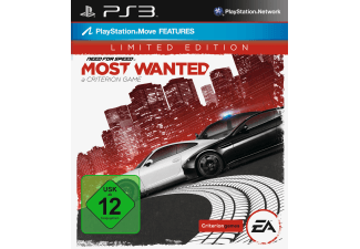 Need For Speed: Most Wanted (Limited Edition) Simulation Playstation3
