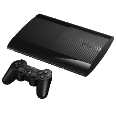 SONY PS3 Super Slim 12GB PS3 Konsolen