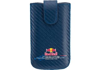 RED BULL RACING Carbon Tasche No2 M blau