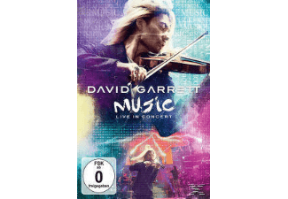 David Garrett MUSIC LIVE IN CONCERT Klassik Crossover Blu-ray