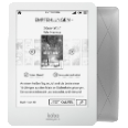 KOBO GLO silber eBook Reader