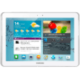 SAMSUNG Galaxy Tab 2 10,1 WiFi 16 GB weiß Tablets Android