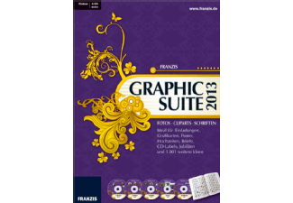 Graphic Suite 2013 Drucken Drucken, ClipArts, Fonts PC