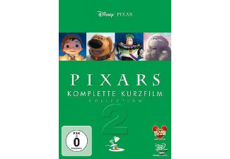 Pixars komplette Kurzfilm Collection 2 Animation/Zeichentrick DVD