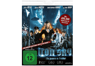 Iron Sky - Wir kommen in Frieden! Science Fiction Blu-ray