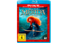 Merida - Legende der Highlands 2D & 3D & 2D Bonus Disc