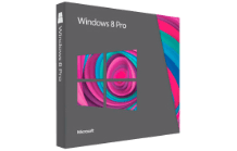 Windows 8 Pro Upgrade 32/64-bit