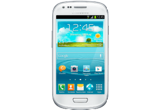 SAMSUNG GALAXY S3 MINI 8GB MARBLE WHITE