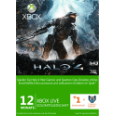 MICROSOFT (SOFTWARE) Xbox LIVE Goldmitgliedschaft 12+1 Monate Prepaidkarte Halo 4 Xbox Live & Points