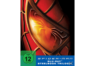 Spider-Man Trilogie Steelbook Action Blu-ray