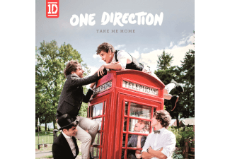 One Direction TAKE ME HOME (SATURN EXCLUSIV) Pop CD
