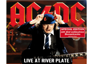 AC/DC Live At River Plate - Exklusiv Edition + 3 Bonustracks Rock CD