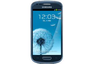 SAMSUNG GALAXY S III mini 8 GB blau