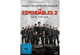 The Expendables 2 - Back For War Action DVD