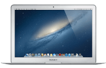 "APPLE 13"" MacBook Air mit 128 GB Flash-Speicher"