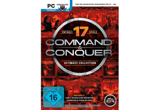 Conquer Ultimate Collection (Code in a Box) Sonstige PC