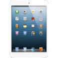 APPLE iPad mini WiFi 16GB Weiß & Silber Tablets
