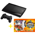 SONY PS3 Super Slim 12GB + Skylanders Giants Starter Pack PS3 Konsolen