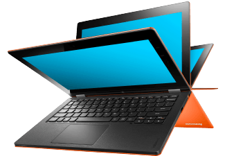 LENOVO IdeaPad® Yoga 11 MAS2AGE orange
