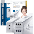 DEVOLO dLAN® 500 AV Wireless+ Starter Kit PowerLAN